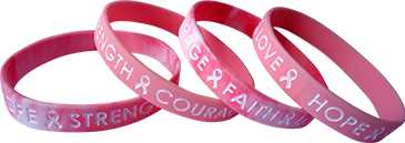 breast cancer awareness wristband 8