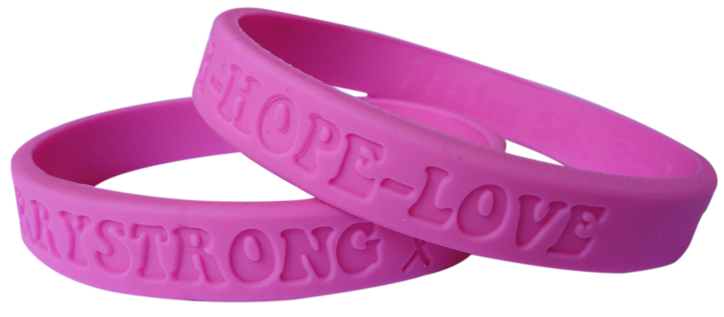 breast cancer awareness wristband 5